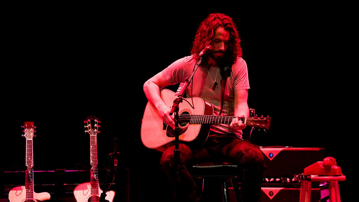 Chris Cornell – No One Sings Like You Anymore, Vol. 1