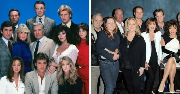"""Here's What The Cast Of """"Dynasty"""" Looks Like Now 