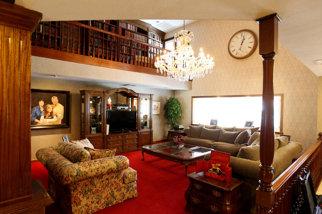 Jerry Lewis Las Vegas Home Is Up For Sale Photos Inside
