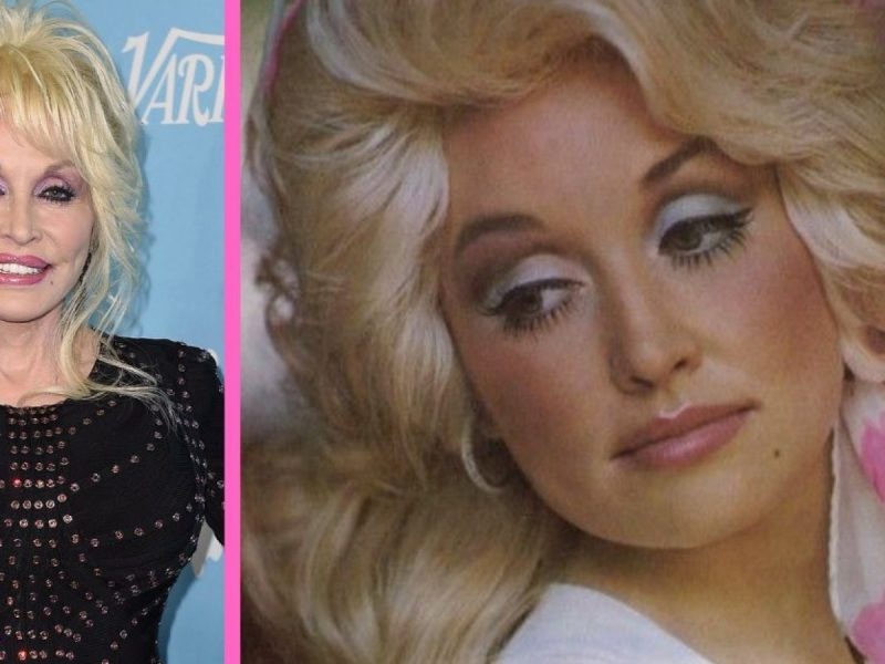 Dolly Parton Always Sleeps With Her