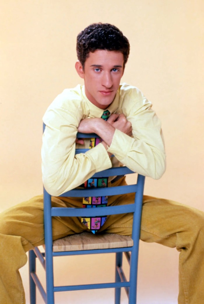 SAVED BY THE BELL: THE NEW CLASS, Dustin Diamond (as Screech)