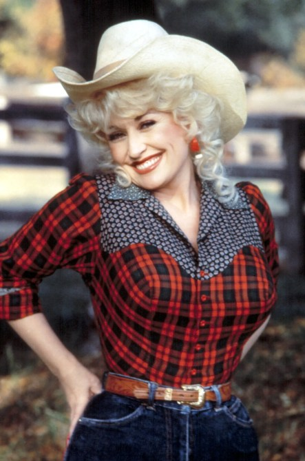 RHINESTONE, Dolly Parton, 1984