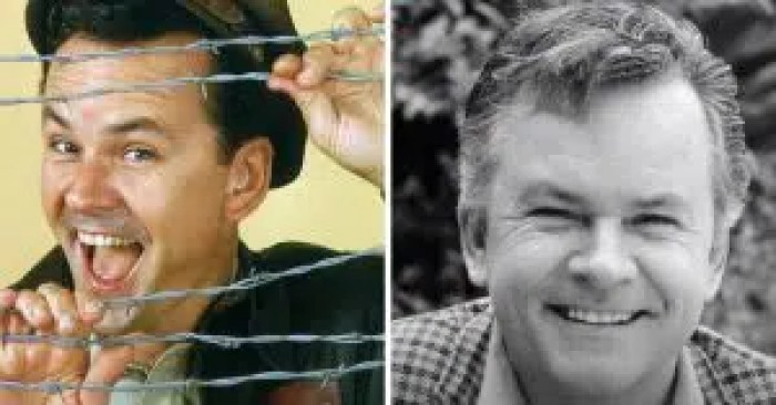 Bob Crane Then And Now