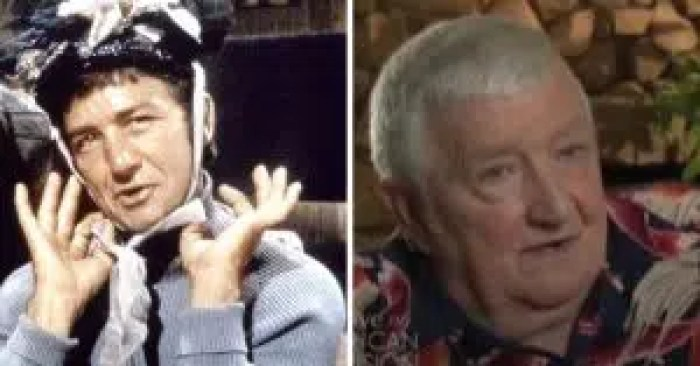 Richard Dawson Then And Now