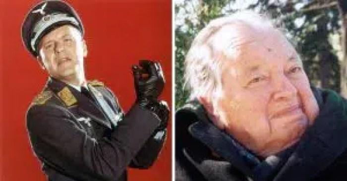 Werner Klemperer Then And Now