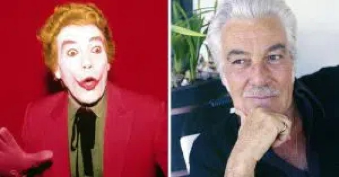 A hero needs a villain, played here by Cesar Romero