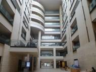 Research & Lecture Building (vu de l'intérieur)