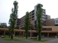 Research & Lecture Building (vu de l'extérieur)