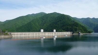 Barrage Oguchi (小河内ダム)