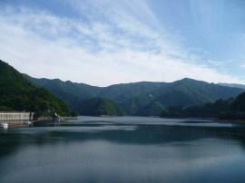 Lac Okutama (奥多摩湖)