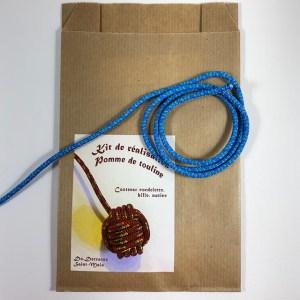 Kit de réalisation pomme de touline