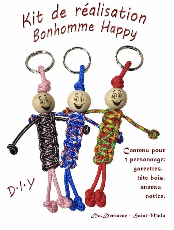 Kit bonhomme