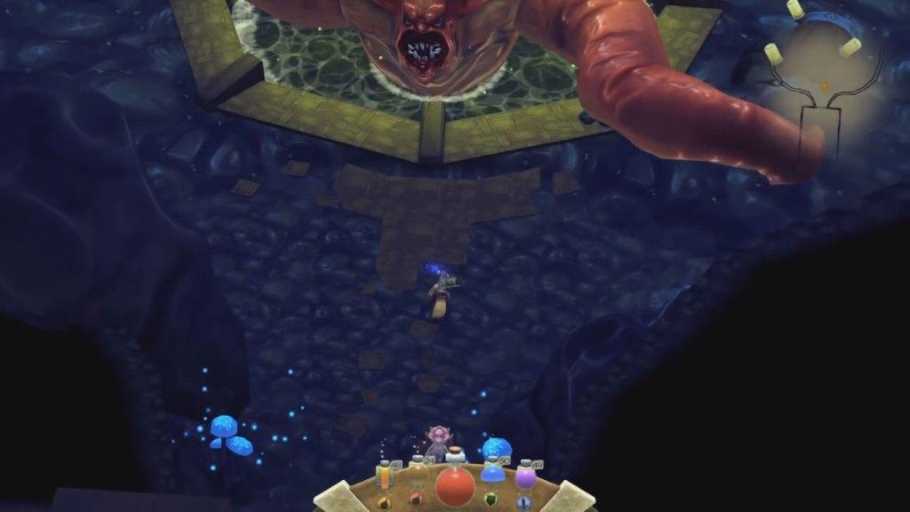 Alkimya foi um dos jogos mais bonitos apresentados na Feira