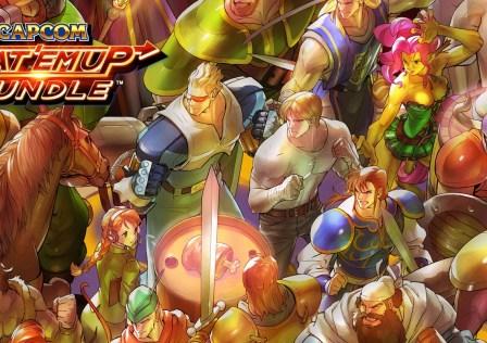 Capcom Beat em up