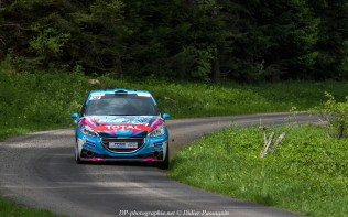 CLEMENT BULLY/ THIERRY SALVA rallye ain jura 2018