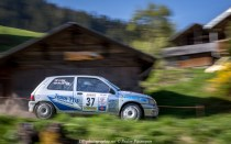 THIERRY DEGLISE-FAVRE/ ANTHONY LAVOINE Rallye du Beaufortain 2018