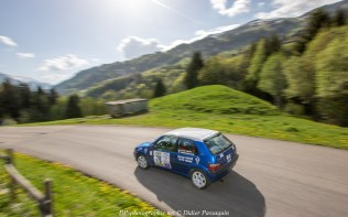 ANTHELME GACHE/ ELODIE DOMINGUES Rallye du Beaufortain 2018