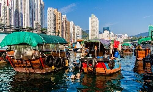 Aberdeen Vissersdorp - Hong Kong, S.A.R. China
