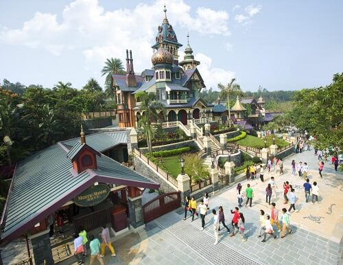 Mystic Point - Hong Kong Disneyland