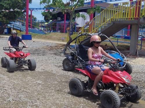 Eilandtour per ATV - Boracay, Western Visayas, Filipijnen