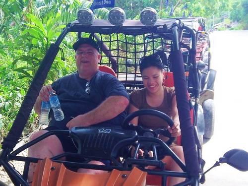 Eilandtour per Buggy Kart - Boracay, Western Visayas, Filipijnen