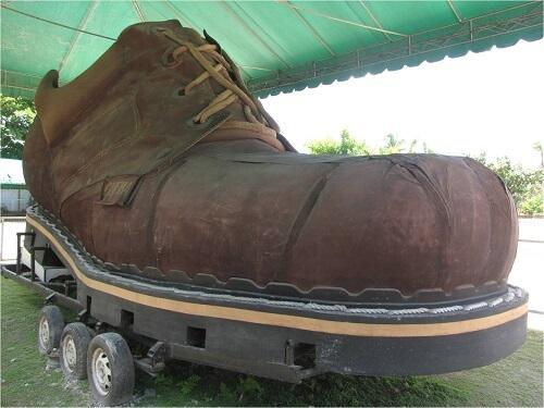 Carcar Shoe Factory - Cebu, Central Visayas, Filipijnen