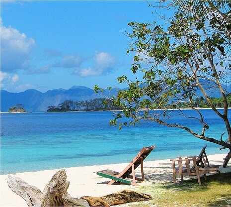 Banana Island - Coron, Palawan, Filipijnen