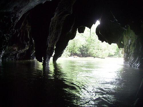 Underground River - Puerto Princesa, Palawan, Filipijnen
