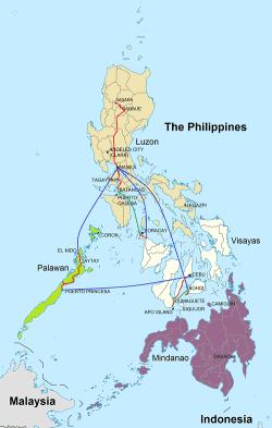 DP Reizen biedt vele mogelijkheden voor rondreizen in de Filipijnen