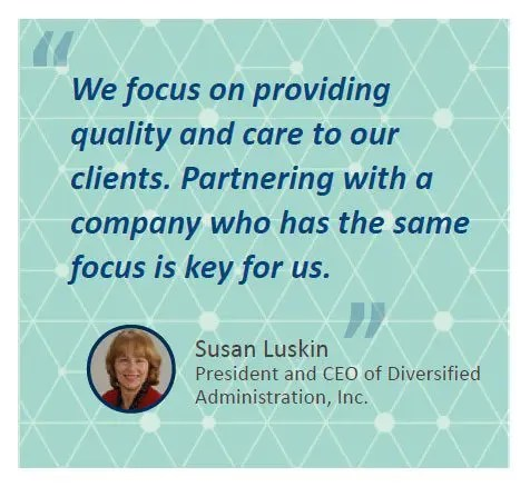 diversified administration inc