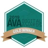 AVA Digital Award - Gold Winner