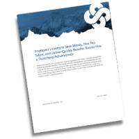 Whitepaper: Analyzing the value of outsourcing benefits administration for employers