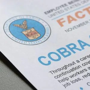COBRA Healthcare Benefit Accounts