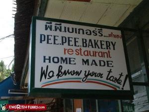 bad restaurant names 3
