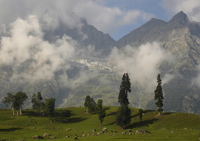 Sonmarg and Gulmarg