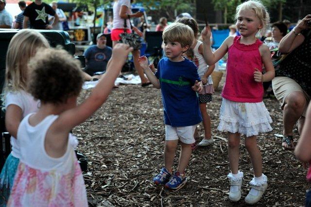 Night Safari with Kids