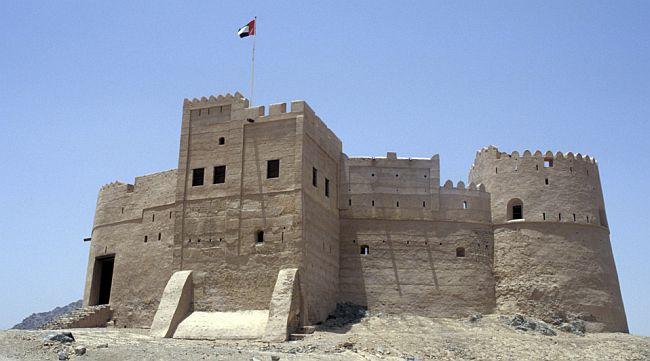 Al Hisn Fort, Sharjah, UAE