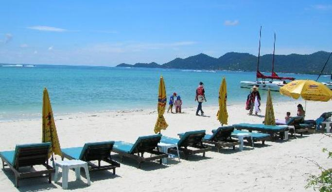 sandy beaches Pattaya