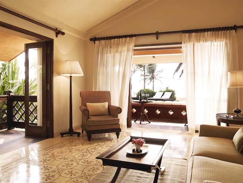 Vivanta by Taj Holiday Village room