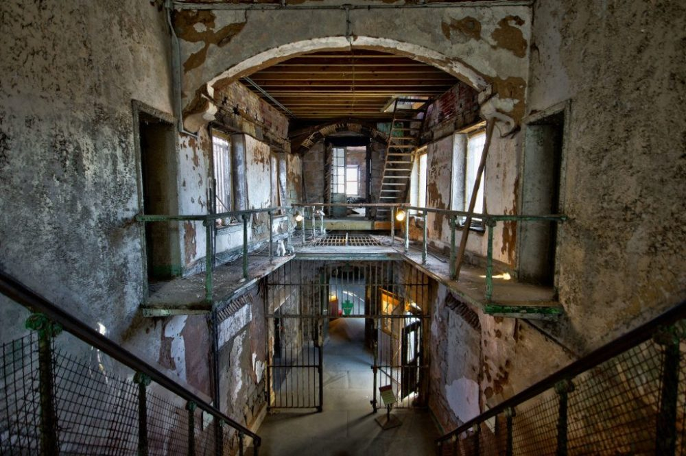 Eastern State Penitentiary, Pennsylvania, United States