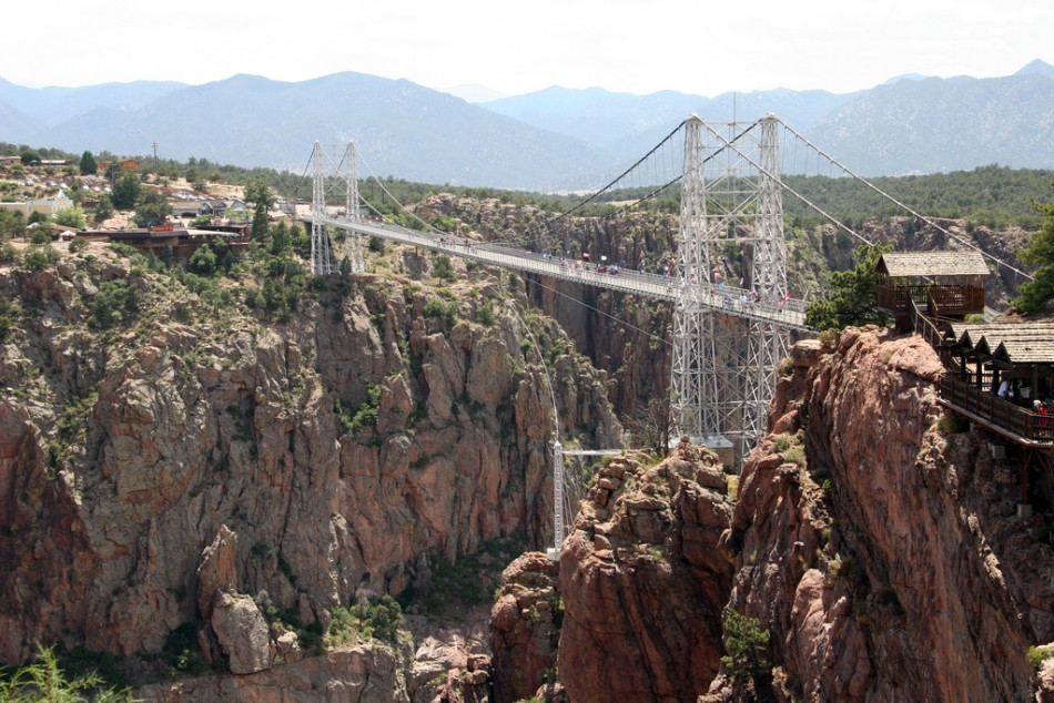 Royal Gorge Suspension Bridge, USA