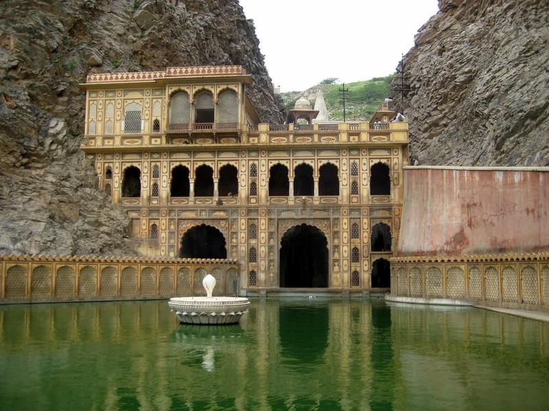 Galta & Surya Temple- Jaipur