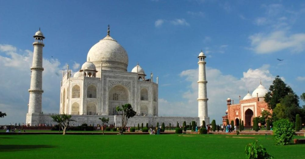 Asian Destinations - Taj Mahal