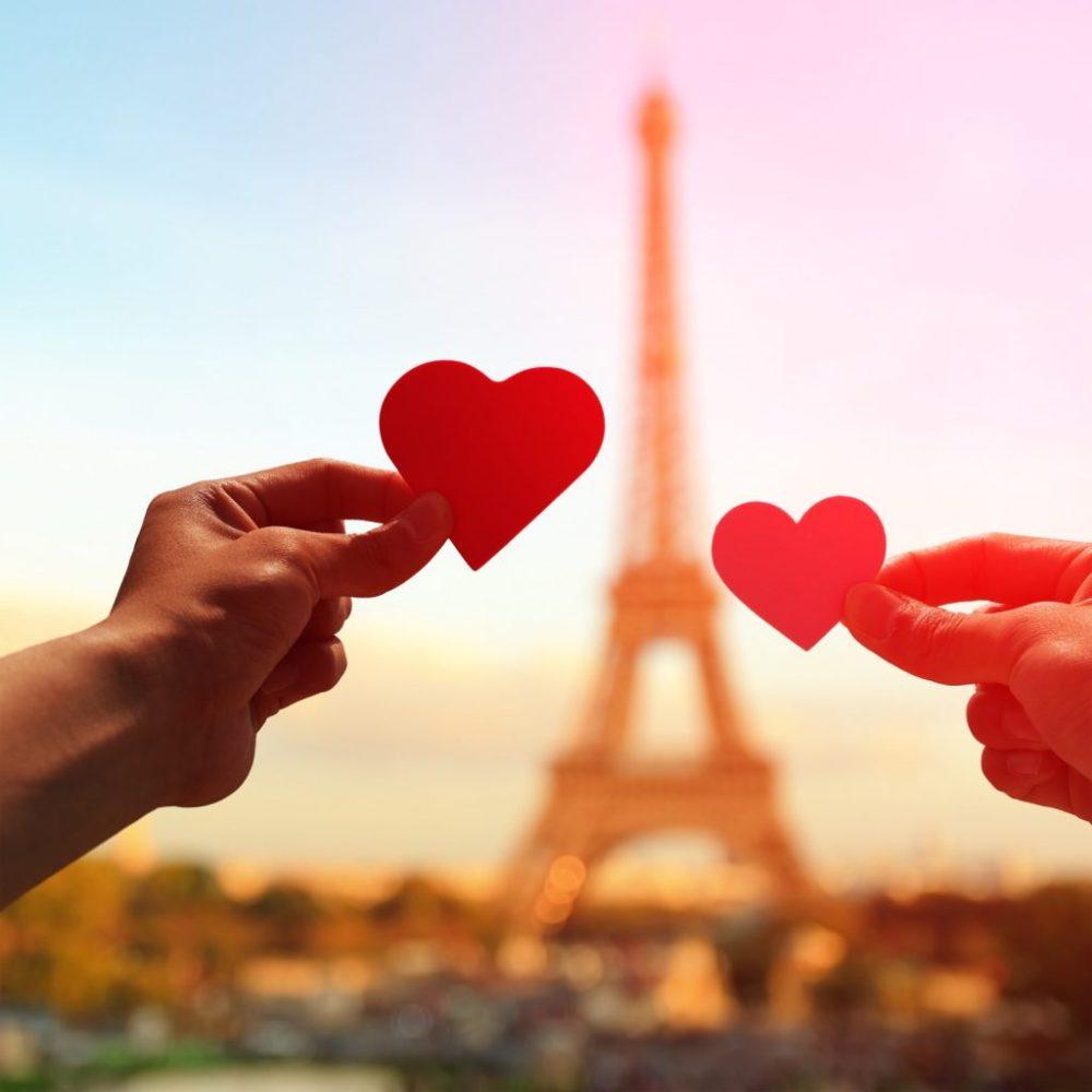 Trip To Paris, France - Romantic Eiffel Tower