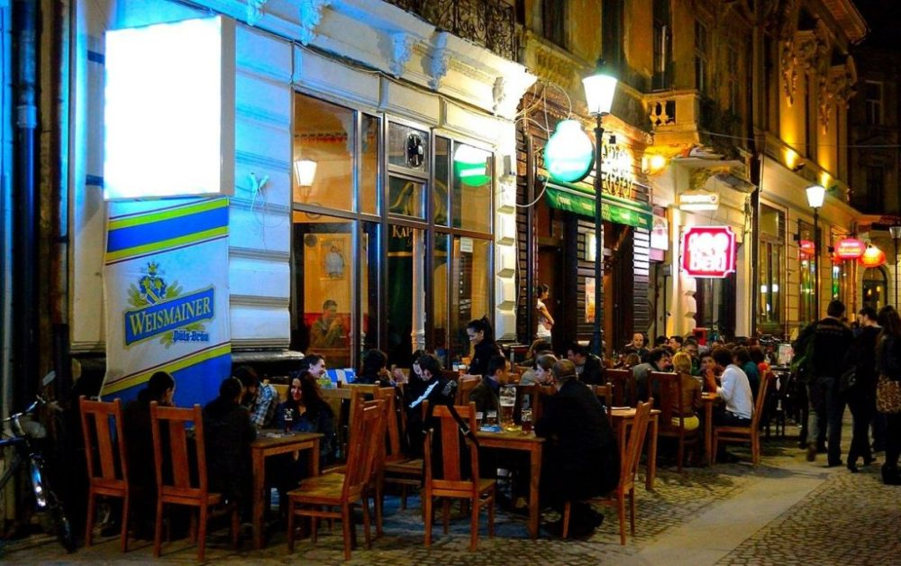Holiday in Bucharest