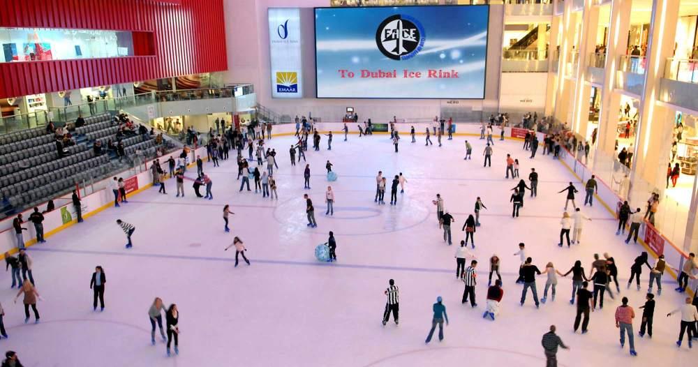 Ice Rink Dubai