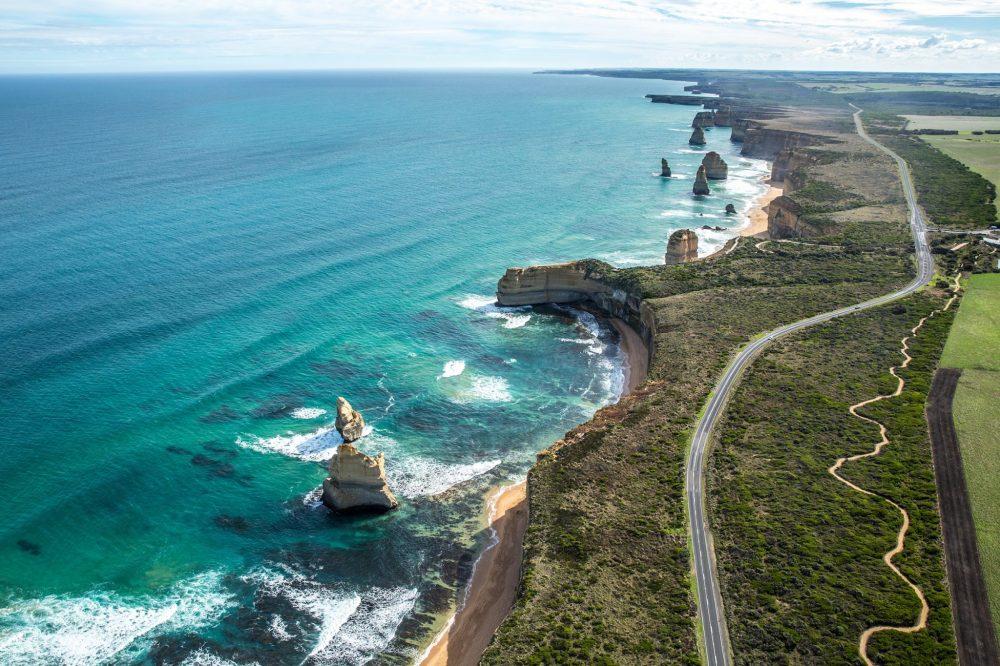 Twelve-Apostles,-Great-Ocean-Road