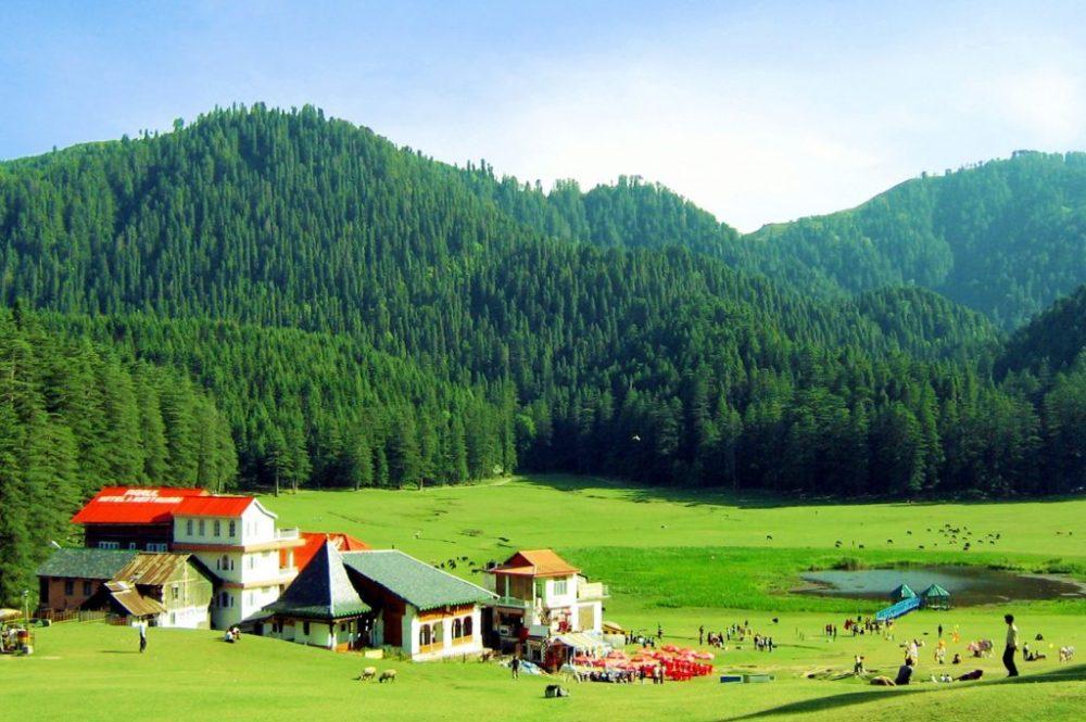 Offbeat Himachal - Khajjiar
