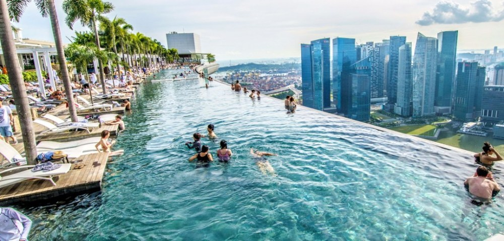 Marina Bay Sands Resort, Singapore
