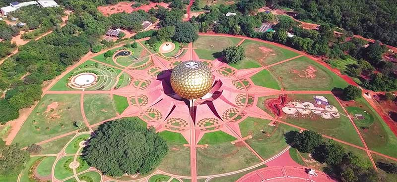 Auroville-Puducherry